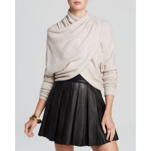 Free People Wrap Top SZ Small